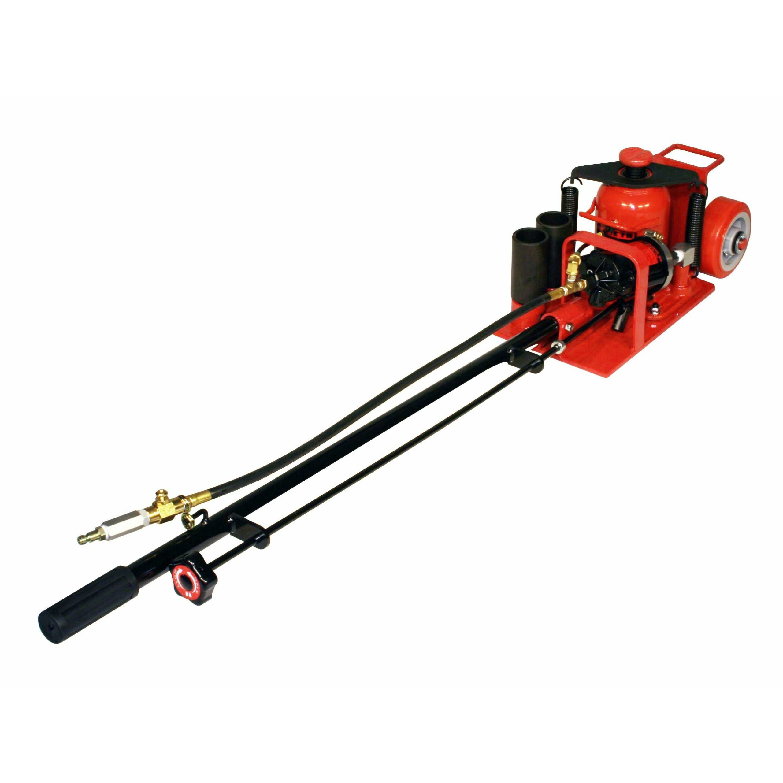 72090A 20 Ton Air/Hydraulic Floor Jack \u2013 Low Profile Norco -