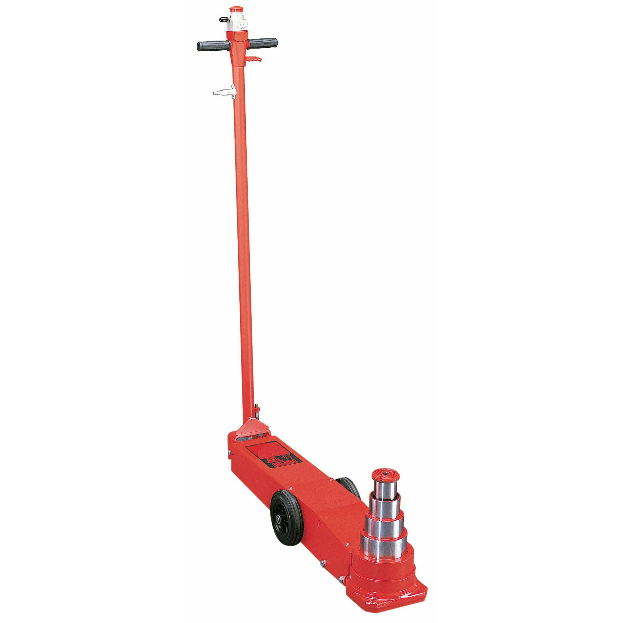 norco 72212 55 37 23 12 ton air hydraulic floor jack