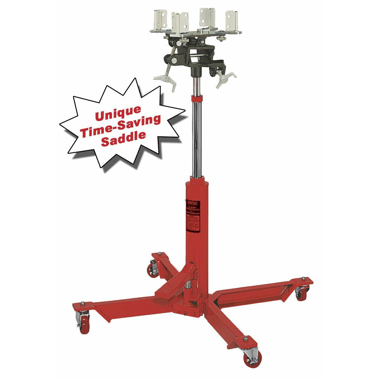 72500E 1/2 Ton Telescopic Transmission Jack