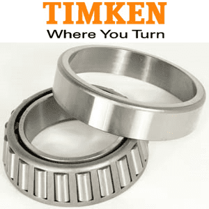 TIMKEN 45220 Bearing CUP QTY 4
