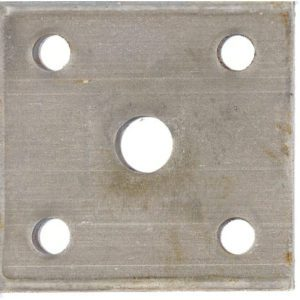 12-40 Tie Plate - 1-3/4in Axle