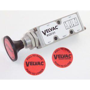 320121 Velvac 5 Port 2 Position Valve