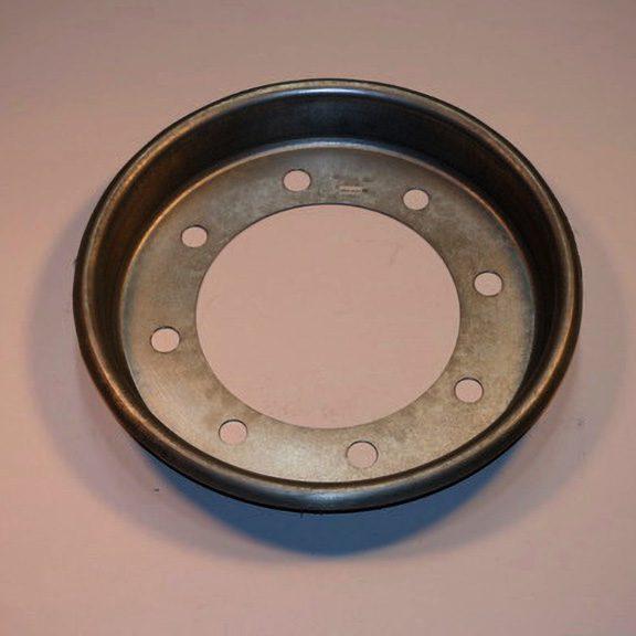 600-627 Centramatic Steer Auto Wheel Balancer