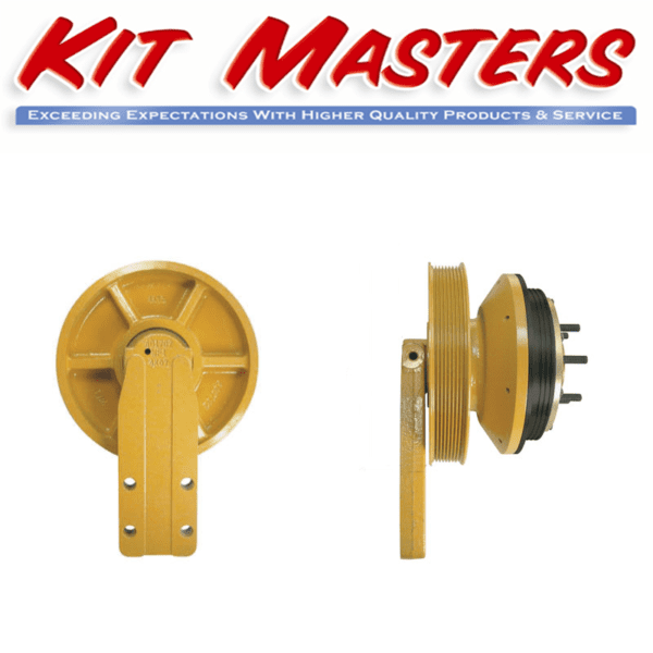 Horton Fan Clutch Re-manufactured Spring Engaged Type by Kit Masters