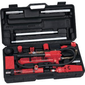 904005A Norco 4 Ton Collision Repair Kit with Cast Adapters