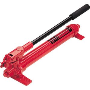 925010A 10,000 P.S.I. Single-Speed Steel Hand Pump