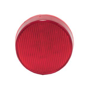 HD25013R HD Lighting Round Red Marker 2-1/2'' 13 LED