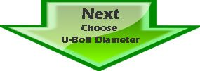 Choose Ubolt Diameter
