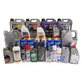 Chemicals & Cleaners