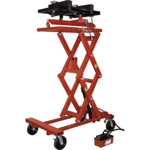 72850A 2500 Lb. Power Train Lift Table