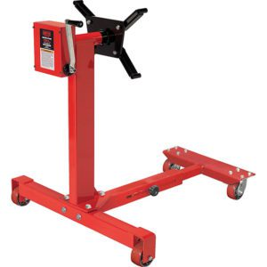 78125A 1250 Lb. Capacity Gear Driven Engine Stand