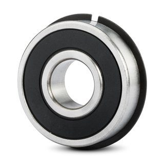 6306-SR Clutch Pilot Bearing w/Snap Ring- Nitrile Seals
