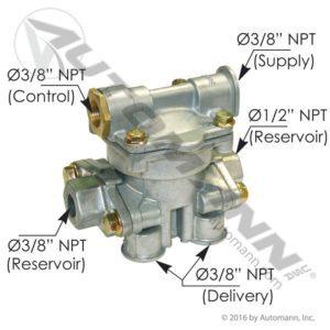 110171 Sealco Type Spring Brake Control Valve