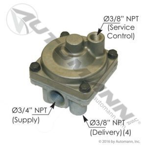 110380 Sealco Type LOV4 Service Relay Brake Valve