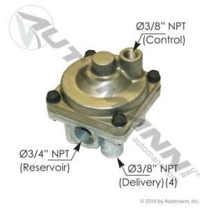 110415 Sealco Type LOV4 Service Relay Brake Valve
