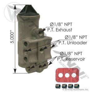 275491 Bendix Type D2 Governor - Standard
