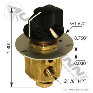 90054088 Neway Type Manual Rotary Air Switch