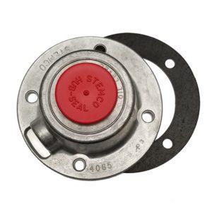 340-4065 Stemco Traditional Aluminum Hub Cap