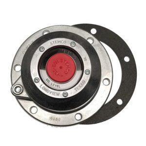 343-4080 Stemco Traditional Aluminum Hub Cap