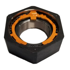 448-4837 Stemco Pro-Torq Spindle Nut with Lock