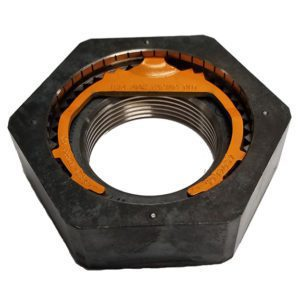 448-4865 Stemco Pro-Torq Spindle Nut with Lock