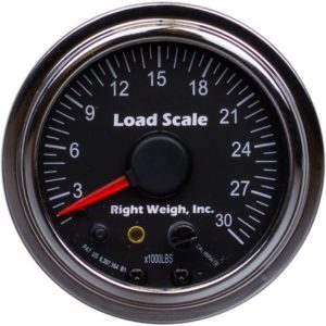510-30-C Right Weigh Load Scale