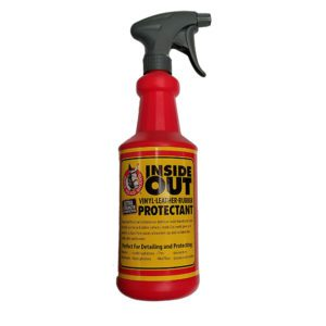 IO-QT Mule Head Inside-Out Spray Protectant 32oz