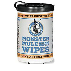 MMW-6 Mule Head Monster Mule Wipes 72ct