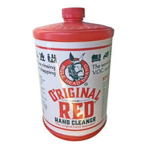 RHG-G Mule Head Original Red Hand Cleaner 1gal