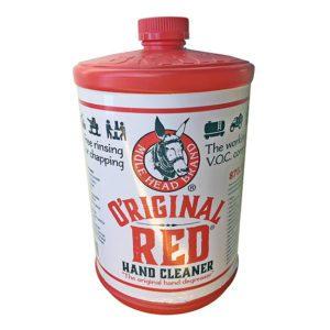 RHG-G Mule Head Original Red Hand Cleaner 1gal