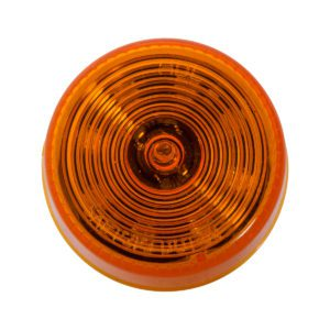 HD20009Y HD Lighting Round Amber Marker 2'' 9 LED