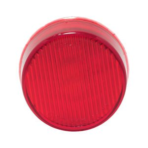 HD20010R HD Lighting Round Red Marker 2'' 10 LED